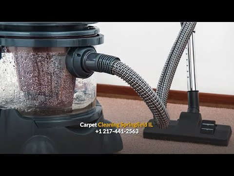 Carpet Cleaning Springfield IL