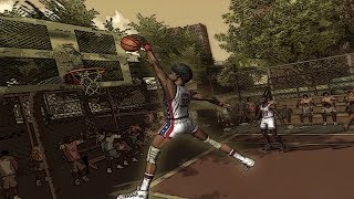 NBA Street Vol. 2: HD Gameplay (2017)