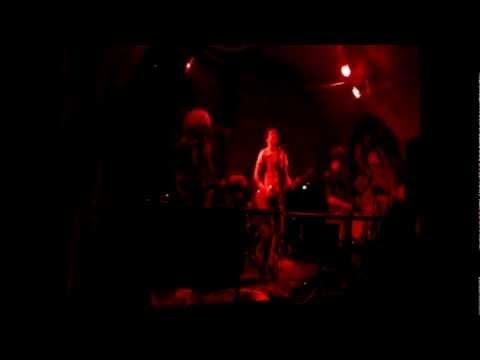 rock do tvojho mesta tour 2013 - bardejov jazz rock cafe
