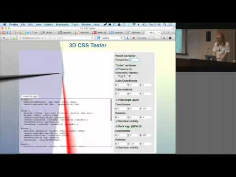 Christian Heilmann - HTML5 For A Mobile World - Part 1