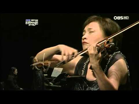 KyungWha Chung : JSBach  Air on the G String arr from Orchestral Suite