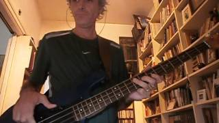 Beautiful Girl - INXS [Bass Cover]