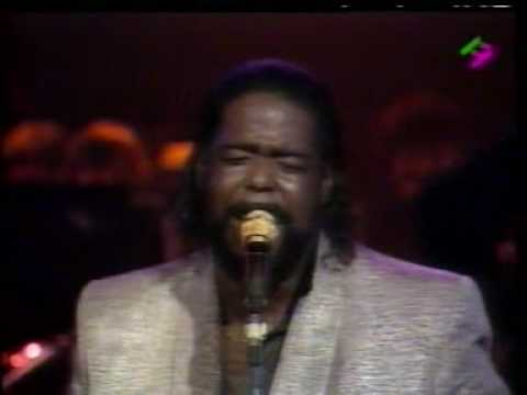 Barry White Live in Paris 31121987  Part 3  See The Trouble With Me