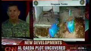 CNN - al Qaeda Plot uncovered - Iraq school girls