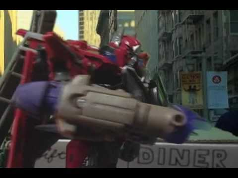 Transformers New Cybertron part 1 (UNFINISHED)