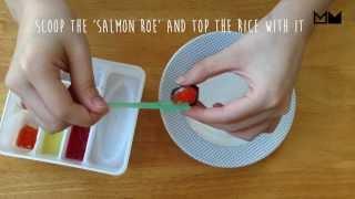 Kracie Popin' Cookin' Sushi Kit Thumbnail