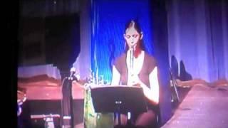 Mozart Clarinet Concerto- Megan Wood