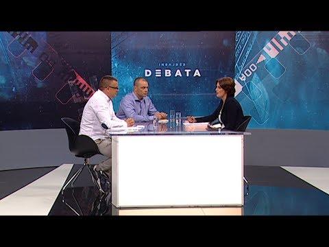 Insajder debata: Branislav Nedimović i Goran Ješić