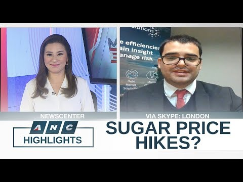 Fitch Solutions sees PH sugar market tightening in 2020; Sugar prices averaging higher | Market Edge