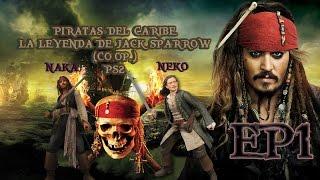 (EP.1) PIRATAS DEL CARIBE: La Leyenda De Jack Sparrow (CO.OP) PS2 / 2.0