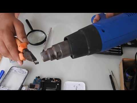 How to remove ir filter from your cell phone camera (make night vision camera)