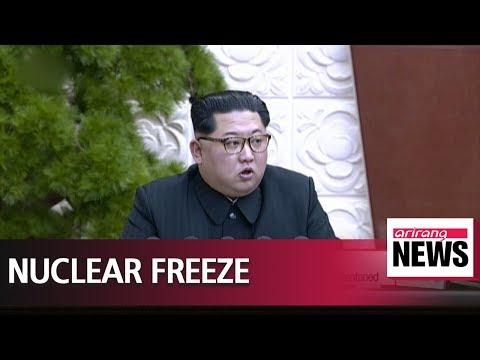 N. Korea's 'nuclear freeze' pledge seen as sign of sincerity