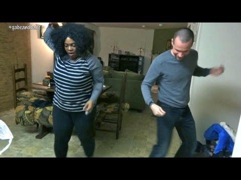 Dance Break ~ Gabe & Babe Vlog