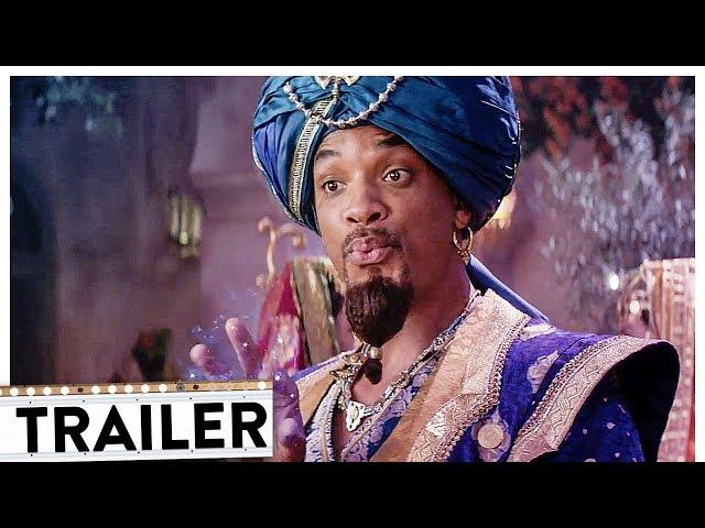 ALADDIN Trailer 2 Deutsch German (HD) | Disney 2019