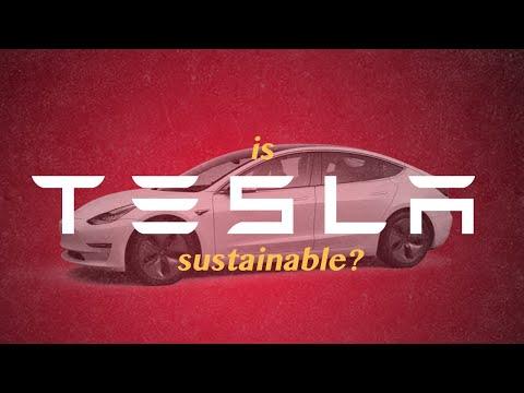 Is Tesla actually sustainable?