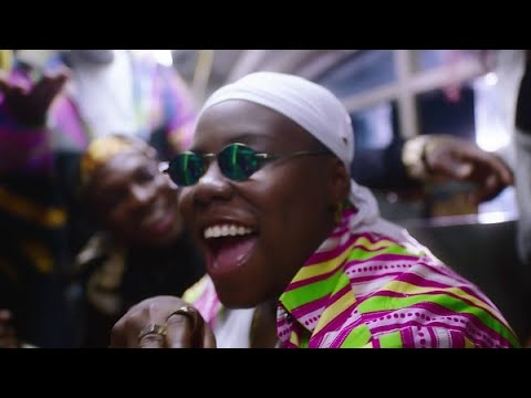 Teni  - Super Woman (Official video lyrics)