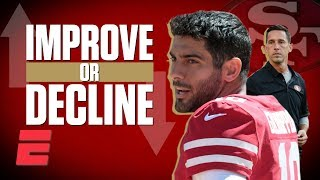 If Jimmy Garoppolo can stay healthy, the 49ers could make the leap | 2019 NFL Preview