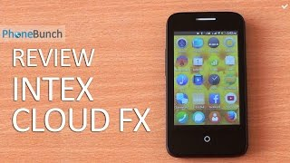 Intex Cloud FX Full Review - Firefox OS Smartphone