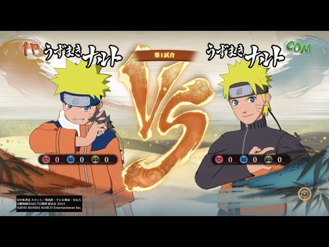 naruto-ナルト- 疾風伝 ナルティメットストーム4 攻略