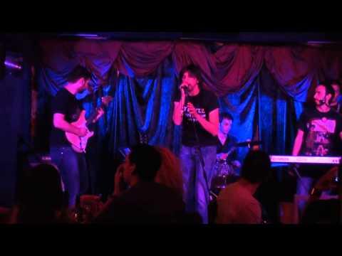 Από Λάθος (Apo Lathos Band) - Ονειρεύομαι, Live @ Cabaret Voltaire 17-5-2013