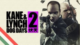 "Kane & Lynch 2: Dog Days - ""Laying Low"" Co-op Walkthrough (PC) (HUN) (HD)"