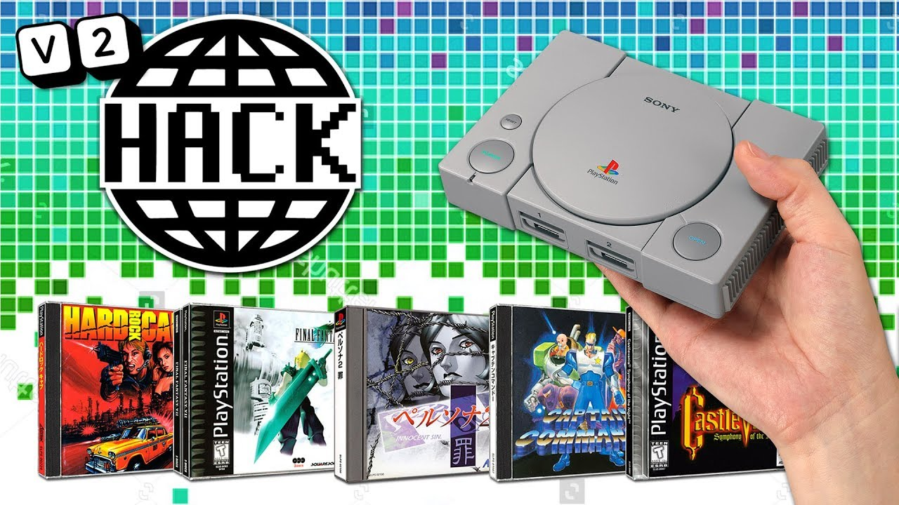 Tutorial: PlayStation Classic Mini Hack v2 - Roms per USB abspielen  (Exploit / Mod / Deutsch)