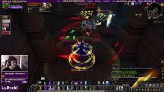 Wchodzę jako SHADOW na dungeona! - World of Warcraft / 17.08.2018 (#2)