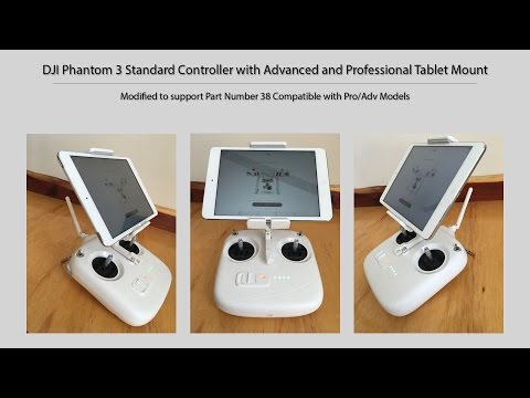 dji-phantom-3-standard-with-professional/advanced-tablet-mount