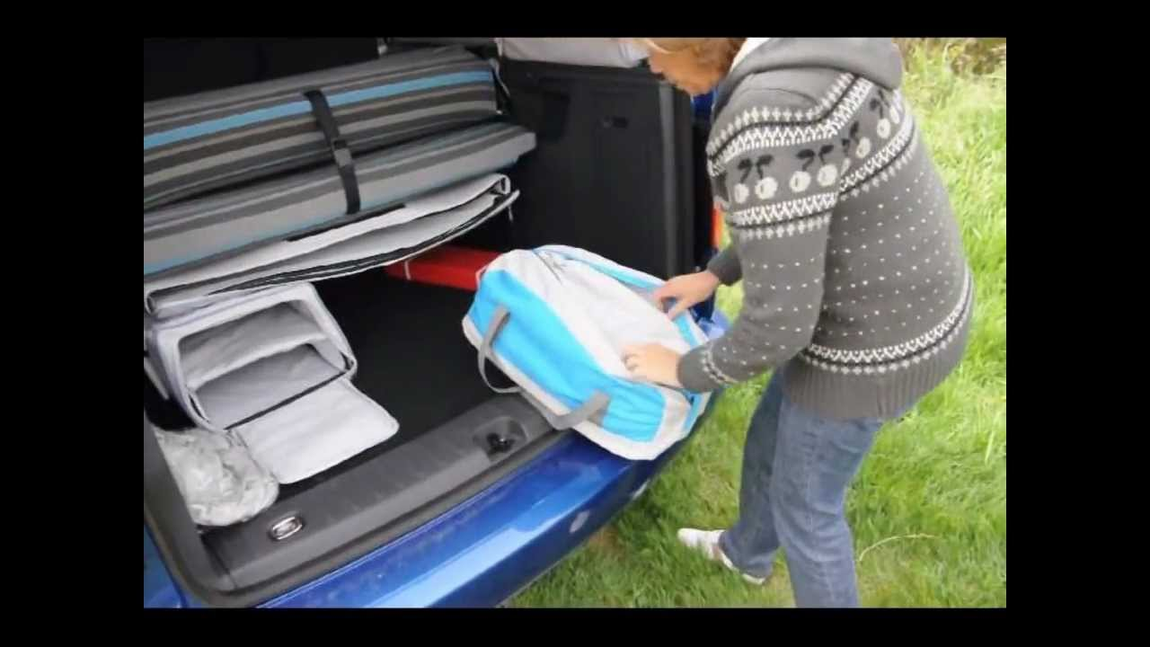 volkswagen caddy maxi tramper 1 6 tdi youtube. Black Bedroom Furniture Sets. Home Design Ideas