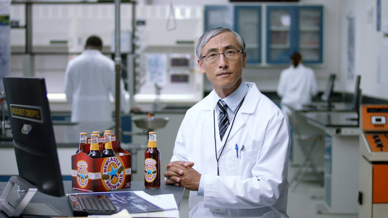 """""""Misconceptions"""" presented by Newcastle Brown Ale: Ultra-extended, ultra-bleeped out cut"""
