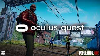 Oculus Quest - Battle Royale Population: One | Teaser Trailer