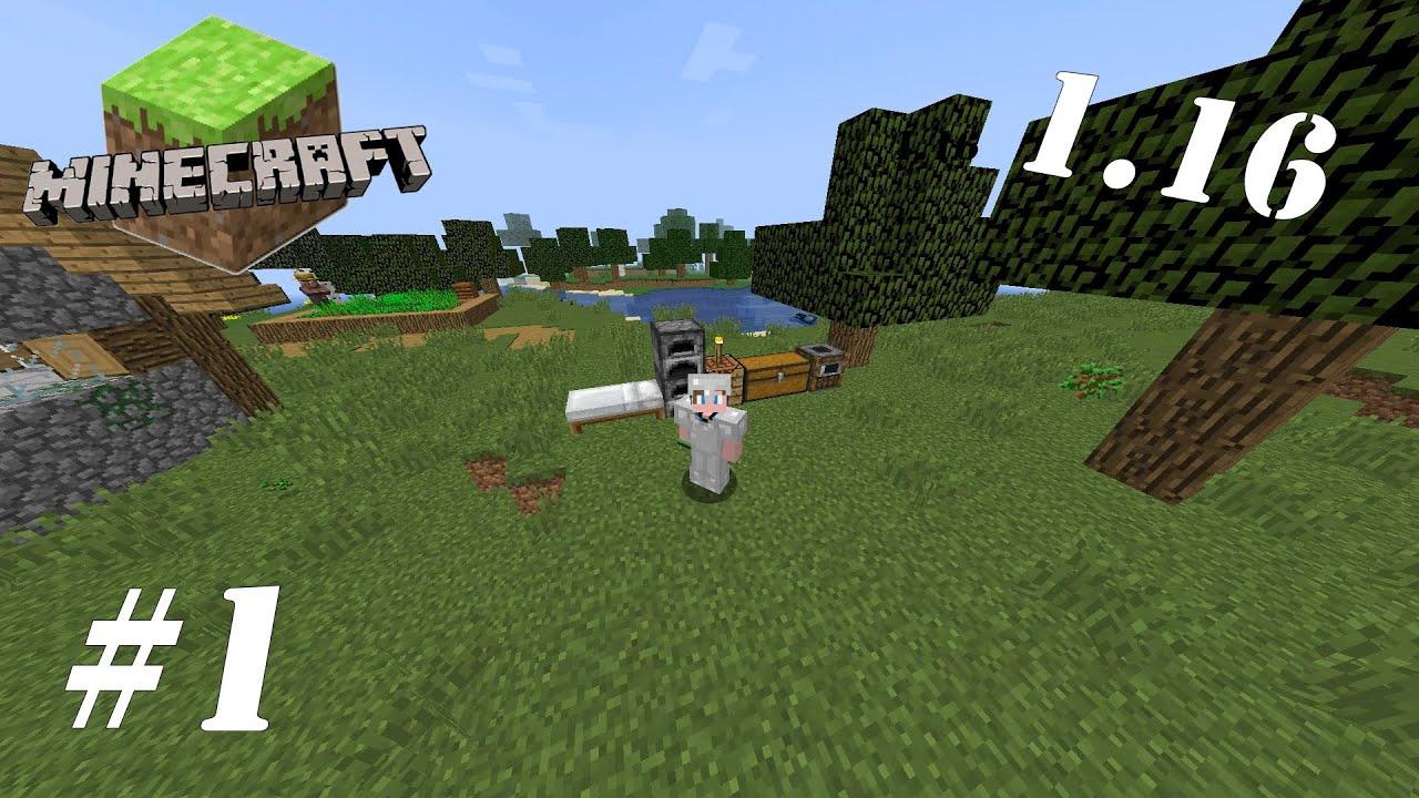 UN NOUVEAU DEPART ! minecraft survie 100.1006 #100 - YouTube