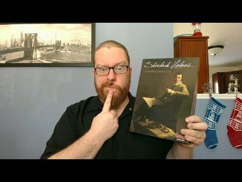Sherlock Holmes Consulting Detective Review