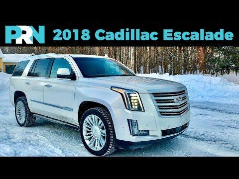 Undisputed SUV Champion | 2018 Cadillac Escalade Platinum | TestDrive Spotlight