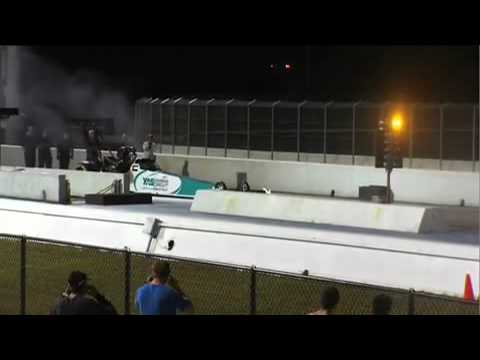 0-160 km in 0.8 sec 8000 BHP Dragster for YAS