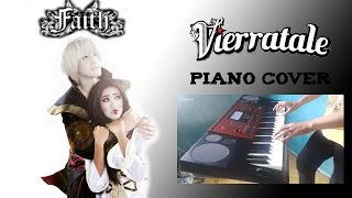 Cover images Vierratale - Faith Piano Cover FULL