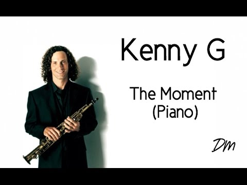Kenny G - The Moment (Piano Cover)