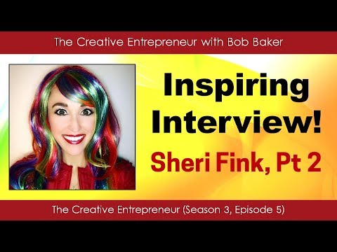 Most Inspiring Interview Ever - Sheri Fink, Part 2