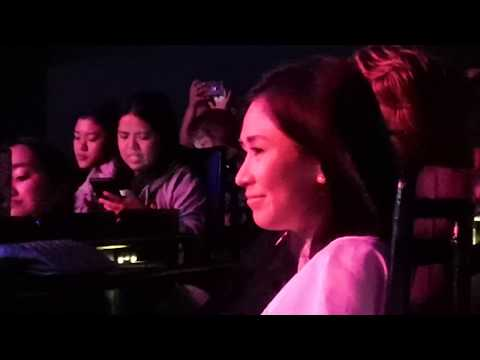 Matteo Guidecelli sings to his forever love Sarah Geronimo