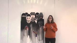 AISC Grade 12 Art Video- Kristina