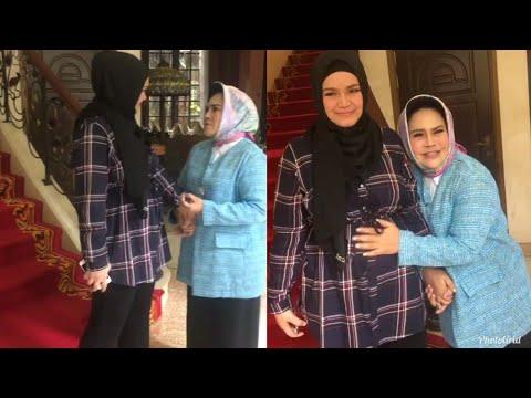 Hetty Koes Endang teruja jumpa Datuk Siti Nurhaliza, siap usap baby bump!