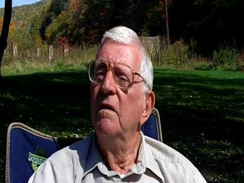 Southern Appalachian Botanical Society Interview of Roy Clarkson by Michael Baranski