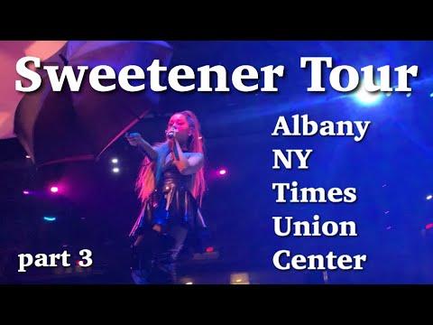 Ariana Grande Sweetener Tour Albany NY / Part 3