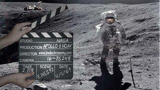 NASA Moon HOAX - RARE NASA Footage of Apollo 11