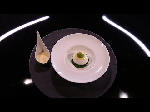 Œuf-mollet-florentine-par-frédéric-anton-(#dpdc)