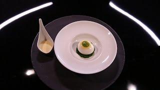 Œuf mollet florentine par Frédéric Anton (#DPDC)