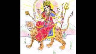 Durga Beej Mantra 108 - ॐ दुं दुर्गायै नमः -Power, Protection, Purification
