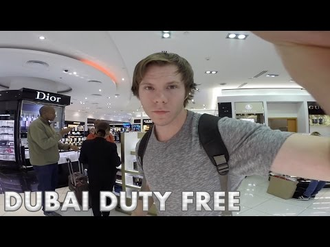 DUBAI DUTY FREE FRAGRANCES / PERFUMES / COLOGNES