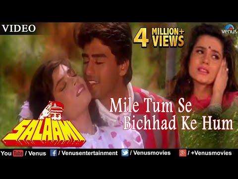 Mile Tum Se Bichhad Ke Hum Full Video Song | Salaami | Ayub Khan, Samyukta | Bollywood Romantic Song