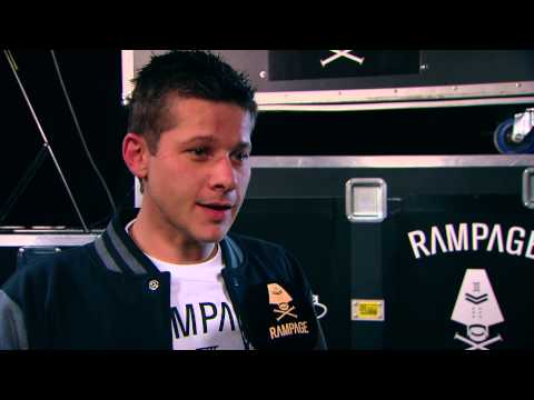 Rampage 2014 - Murdock interview